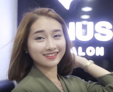 [Video] Tóc Mới - Thêm xinh, thêm tự tin - Venus Hair Salon