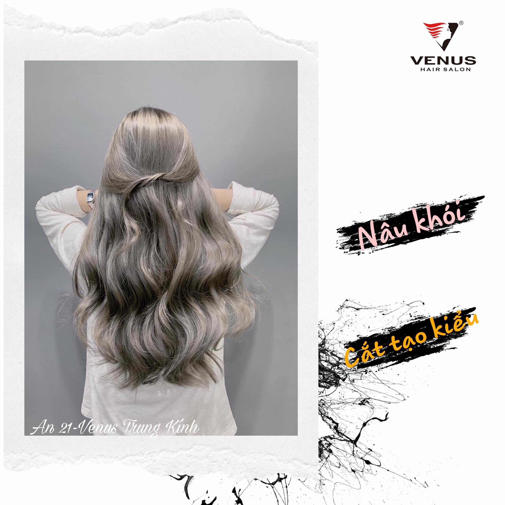Mùa hè thêm rạng ngời với những màu tóc siêu TRENDY